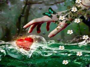 Fluyendo con el corazón